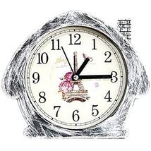 European Retro Nostalgia Noiseless Alarm Clock Kids' Birthday Gift - $18.09