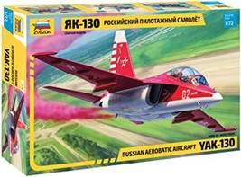 ZVEZDA 7316 - Russian Aerobatic Aircraft YAK-130 - Plastic Model Kit Scale 1/72  - $46.00