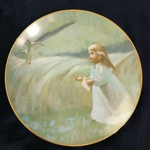 Norman Rockwell Collector Plate Precious Moments A Friend In The Sky Numbered - $29.70