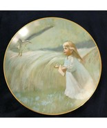 Norman Rockwell Collector Plate Precious Moments A Friend In The Sky Num... - $29.70