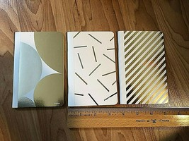 3 sets of new, small notebooks, 3 per set = 9 notebooks total! - $14.96