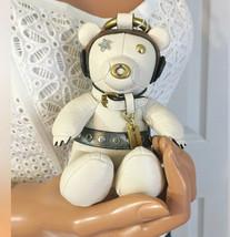 COACH Star Wars Keychain Princess Leia Bear Limited Edition Bag Charm NWT - $116.82