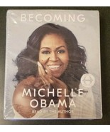 Becoming Michelle Obama Audiobook CD - Read By Author- First Lady U.S. P... - $29.35