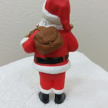Vintage 1996 Hallmark Keepsake Ornament Santa in Original Box image 8