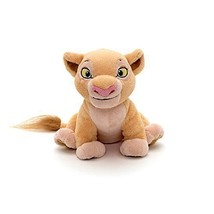 disney,classic,the lion king,nala,beanie,plush,15cm,soft,kids,cuddly,emb... - $30.43