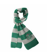 Harry Potter Slytherin House Cosplay Knit Wool Costume Scarf Halloween C... - $9.87