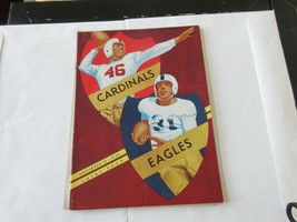Philadelphia Eagles vs Chicago Cardinals , Official Program , November 1... - $39.60