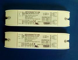 [2 pc] OSRAM OPTOTRONIC OT DIM PWM LED DIMMER 5A MAX 24V Netzteil Dimmer... - $25.29