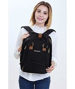 Diaper Bag Backpack-Multi-Function Maternity Nappy Bag Pañaleras Moderna... - $36.16