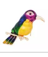 hummingbird green yellow bird animal Cute - $13.18 CAD