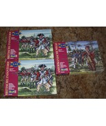 1/35 REVELL AWI AMERICAN WAR FOR INDEPENDENCE 2 BRITISH 1 AMERICAN MILITIA - $25.00