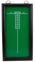 Triple Out Darts Green Cricketeer Dart Chalkboard - $22.11