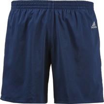 XXL NWOT Adidas Mens Performance Climalite Glitch Shorts Blue