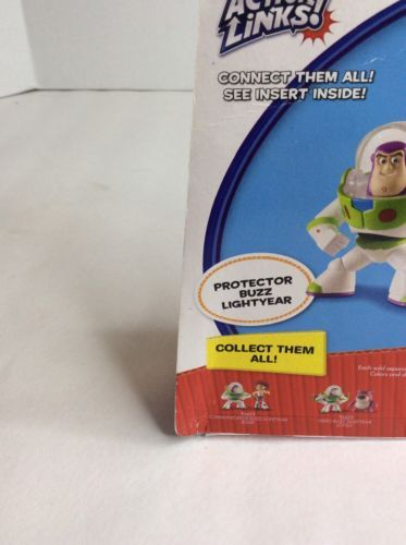 Disney Pixar Toy Story 3 Action Links Hero Buzz Lightyear Woody Buddy Pack