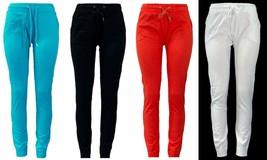Juniors New Soho Babe Semi Drop Crotch Slim Fit Cotton Joggers AP-5170 - $24.99