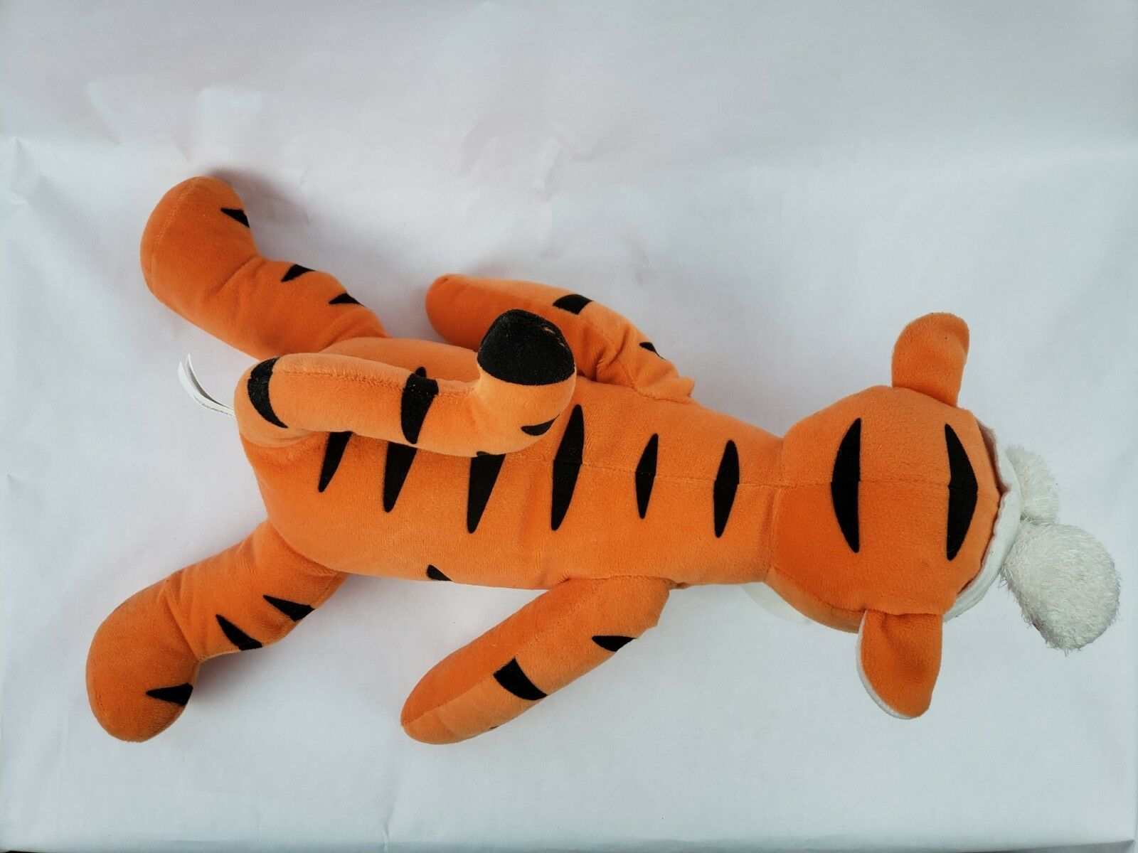 "Disney Winnie the Pooh Tigger 21"" Plush  Tiger Easter Bunny Ears Stuffed Animal"