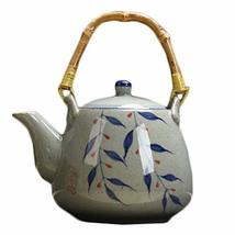 George Jimmy Classical Ceramic Teapot 1000ML Large Capacity Single Pot A12 - $47.46