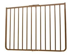 Cardinal Gates Outdoor Child Safety Gate, Brown - $76.80