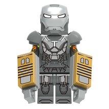 Iron Man Armor Mark 25 MK25 Striker (Thumper) Marvel Lego Minifigures To... - $2.99