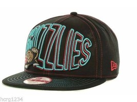 Memphis Grizzlies New Era 9Fifty Double Team NBA Basketball Snapback Cap - $18.99