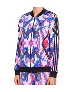 New Rare Adidas Original Colorful Firebird Track Jacket TT Floral AB1986  - $99.99+