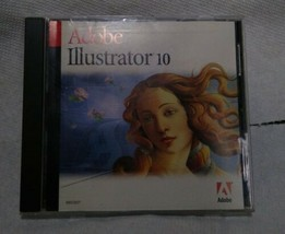 Adobe Illustrator 10, Windows - FULL software w/ serial number, ships free - $122.49