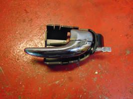 08 07 06 05 04 03 02 Jaguar X-type oem passenger right rear interior door handle - $14.84