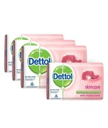 Dettol Skin Care Soap - Pack of 75 gm X 8 pack with free shipp to word wide - $22.54
