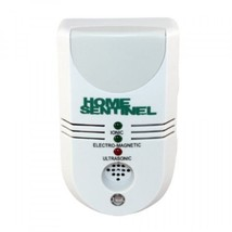 Home Sentinel Indoor Pest Control Repellent, Ultrasonic Electromagnetic ... - $69.17