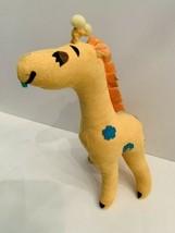 Dakin Dream Pets Yellow Giraffe Stuffed Animal - $7.91
