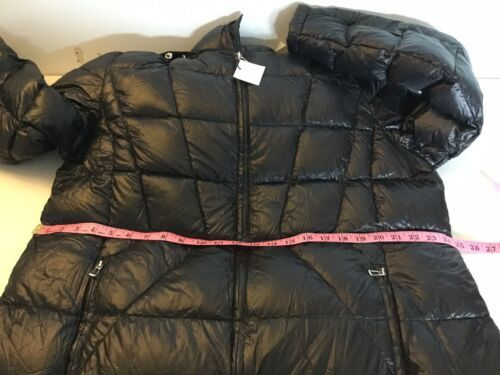 Calvin Klein Womens Plus Size 2X Packable Lightweight Down Puffer Jacket Coat