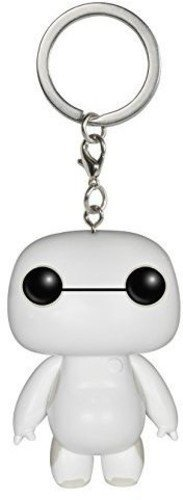 Disney FUNKO POCKET POP! KEYCHAIN Nursebot Baymax