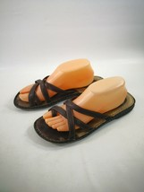 Womens Brown Born Sandles Size 10 M W6099 L6 - $12.99