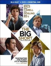 Big Short (Blu Ray/DVD W/Digital Hd Combo)