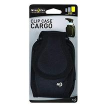 Nite Ize Universal Clip Case Cargo Cell Phone Holder with Holster Belt C... - $22.72