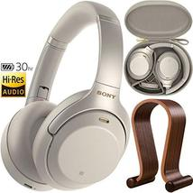 Sony WH1000XM3 Premium Noise Cancelling Wireless Bluetooth Headphones with Built - $253.44
