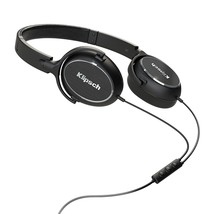 Klipsch - Reference R6i - On-Ear Headphones With In-Line Mic - Black 0a0b1b501c7c