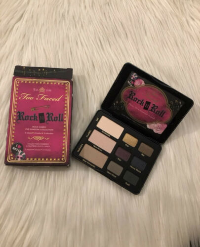 Primary image for Too Faced Rock N Roll Rock Candy Eye Shadow Collection New Boxed
