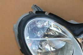 05-07 Mercedes W203 C55 Halogen Headlight Head Light Lamp Passenger Right RH image 1