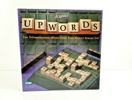 Upwords 3-D Word Game Parker Brothers 2002 NEW FACTORY SEALED - $29.95