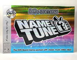 Name That Tune 80's Edition  DVD Board game - $18.50