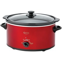 Betty Crocker 5-quart Oval Slow Cooker With Travel Bag WACBC1544C - $52.04