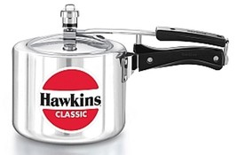 New Hawkins 3 Liter Classic Aluminum Pressure Cooker Free Shipping (CL3T... - £48.05 GBP+