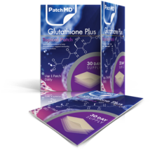 PatchMD Glutathione Plus - Topical Patch (30 Day Supply) High Absorption - $17.80