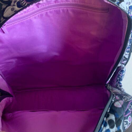 Vera Bradley Essential Large Backpack Laptop Bag ~ Mimosa Medallion Pattern NWT image 3