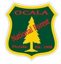 Ocala National Forest Sticker R3281 Florida You Choose Size - $1.45+