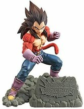 DRAGONBALL Z DOKKAN BATTLE 4TH ANNIVERSARY FIGURE -Super Saiyan 4 Vegeta- - $32.86
