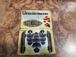 Wizkids Pirates CSG Spanish Main  El Tirador SS-006 - $8.90