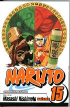 Naruto 15 Naruto's Ninja Handbook Masashi Kishimoto Manga Graphic Novel ... - $5.00