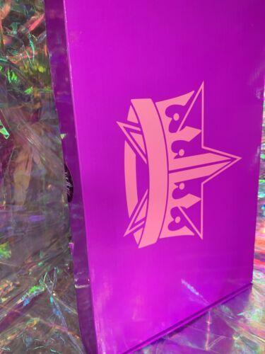 Jeffree Star Blood Lust Purple Star Mirror NEW IN SEALED BOX *PRI
